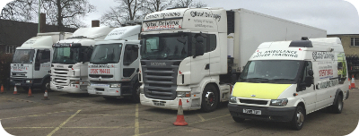 LGV HGV Training Ipswich Bury St Edmunds Suffolk