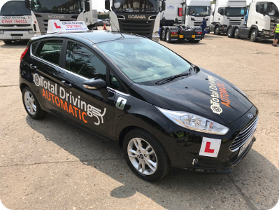 Automatic Driving Lessons Stowmarket Ipswich Bury St Edmunds Suffolk