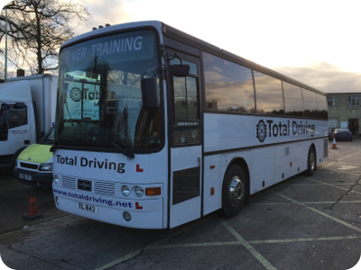 PCV PSV Training Ipswich Bury St Edmunds Suffolk