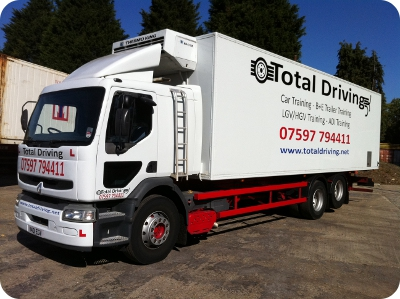 Category C LGV HGV Training Ipswich Suffolk